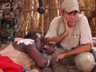 George Clooney Witnesses War Crimes in Sudan's Nuba Mountains