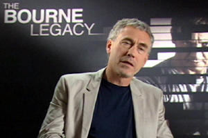 "Presentazione del film ""The Bourne Legacy"" - Tony Gilroy "