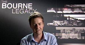 "Presentazione del film ""The Bourne Legacy"" - Edward Norton "