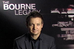 "Presentazione del film ""The Bourne Legacy"" - Jeremy Renner"