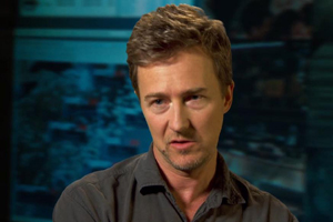 The Bourne Legacy - Intervista ad Edward Norton in esclusiva su Tiscali