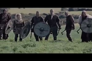 """Vikings"": il trailer"