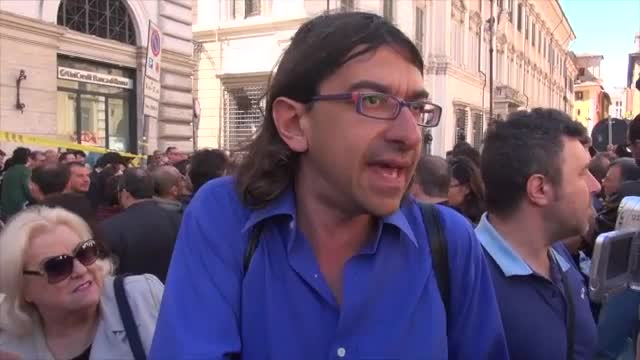 "Roma: attesa Grillo, Paolini ""ho votato 5 stelle"""