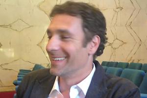 """Raoul Bova: """"Per Come un delfino mi sono fatto in tre"""""""