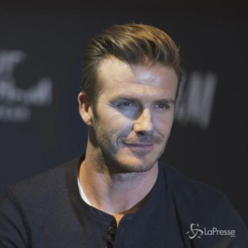 Psg, David Beckham annuncia il ritiro: E