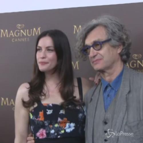 Liv Taylor e Wim Wenders special guest al Magnum Space di Cannes