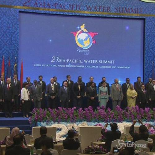 Thailandia, leader di area Asia-Pacifico riuniti a summit ...