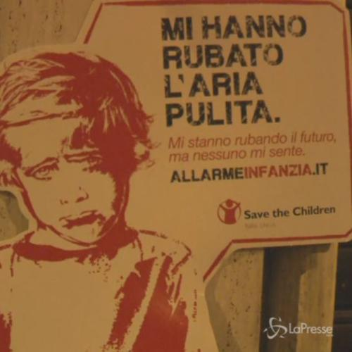 Save the Children: Minori sono derubati del futuro, allarme ...