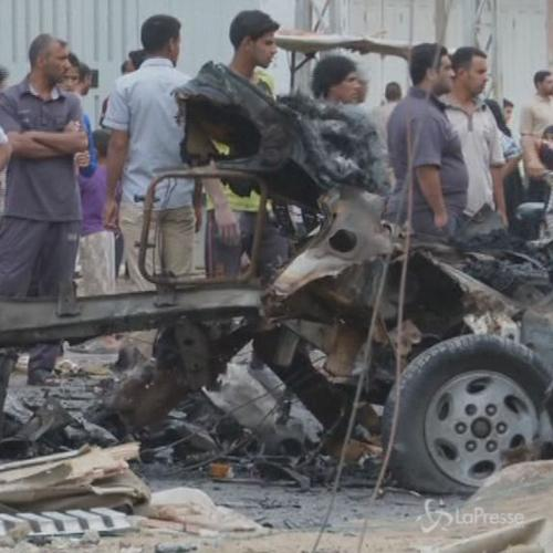 Iraq, sale a 40 morti il bilancio totale dei morti a ...