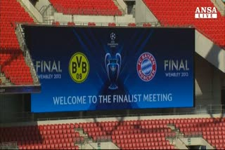 Champions: count down per finale Wembley
