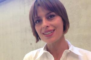 """Claudia Pandolfi: """"Vi svelo come si fa a sfuggire ai giornali di gossip"""""""