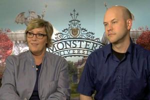 """""""Monsters University"""":  intervista con Dan Scanlon e Kori Rae"""