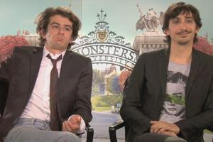 """""""Monsters University"""":  intervista con i Soliti Idioti"""