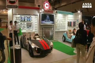 Toyota presenta la kid car