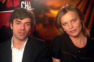 Eva Herzigova e Luca Argentero, quando due sex symbol si incontrano
