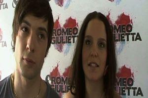 """""""Romeo e Giulietta. Ama e cambia il mondo"""": interviste a Merlini e Luzi"""