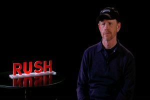 "Ron Howard presenta il suo film ""Rush"""