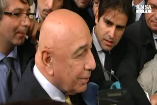 Milan: Berlusconi, Galliani resta
