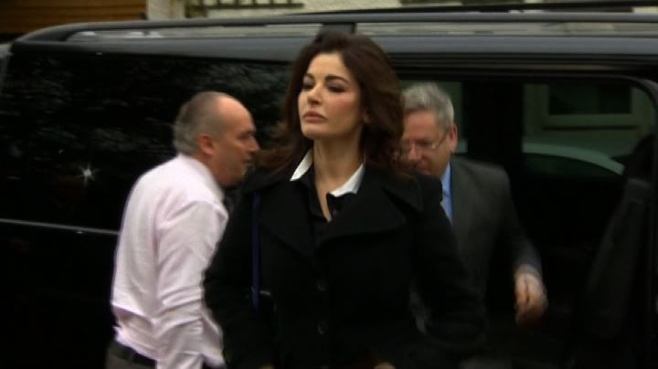 "La chef-celebrity Nigella: ""Ho sniffato cocaina solo due ..."