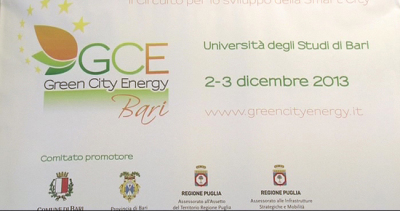 La Puglia è speed al Green City Energy Med