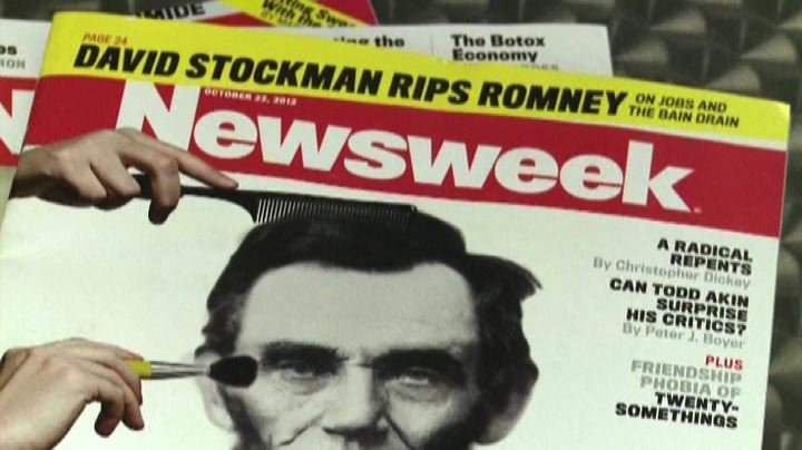 "Fine dell'avventura ""digital"": Newsweek torna al cartaceo"