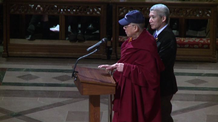 Inno alla libertà del Dalai Lama a Washington: no censura in Cina