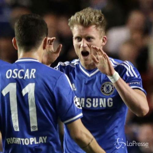 Champions, Chelsea e Real Madrid in semifinale