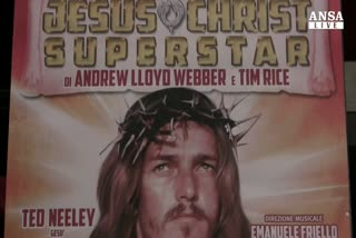 Jesus Christ Superstar al Sistina con Ted Neeley