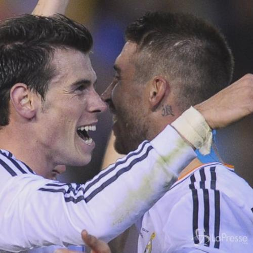 Real Madrid vince Coppa del Re: Barcellona ko 2-1, decide Bale