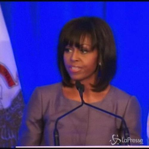 Michelle Obama apparirà in due serie tv