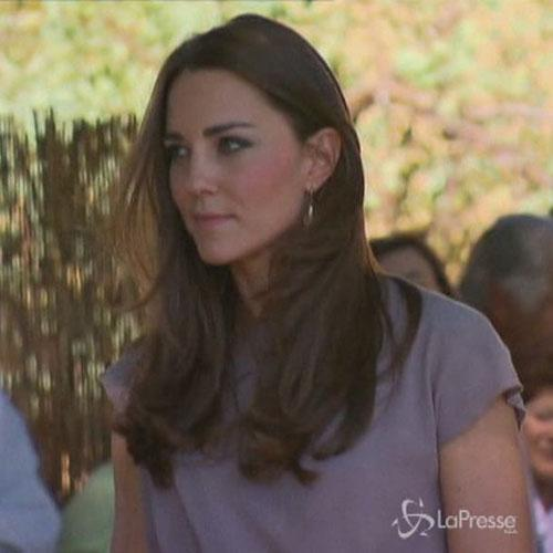 William e Kate nel cuore dell
