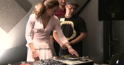 Australia: William e Kate DJ per un giorno