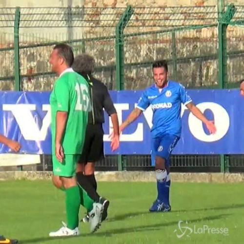 Partita del Cuore a Pietrasanta: si distingue in campo ...