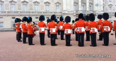 Buckingham Palace, tutti pazzi per Game of Thrones