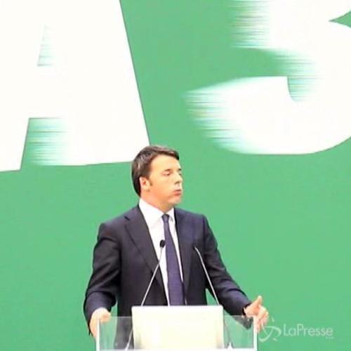 Renzi a inaugurazione della Brebemi: Qui non molla nessuno
