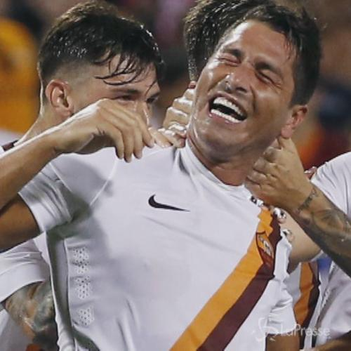 Roma batte Liverpool 1-0 in amichevole a Boston