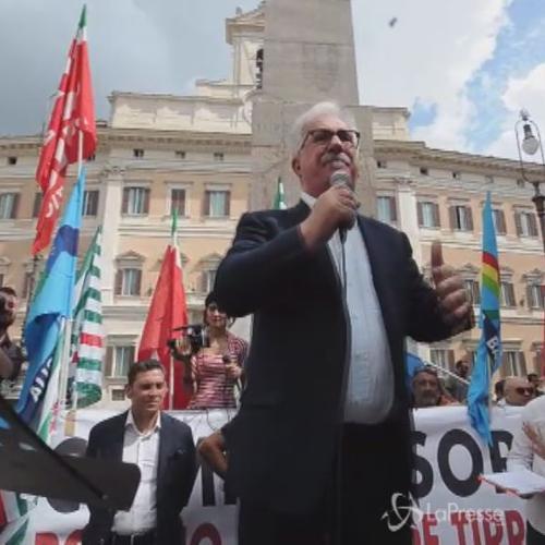 Bonanni: Governanti diano risposte, basta teatrino mediatico