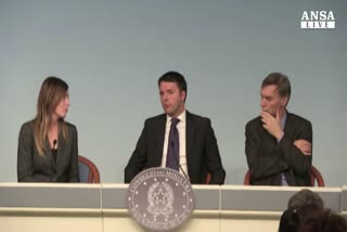 Renzi a senatori: da voi dipende futuro Paese