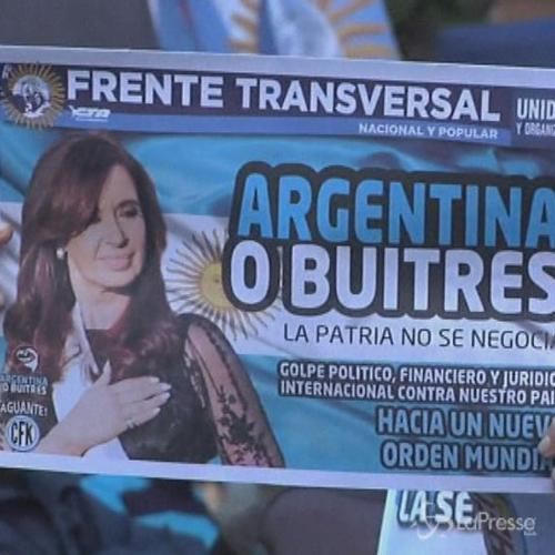 L'Argentina è in default per la seconda volta in 13 anni