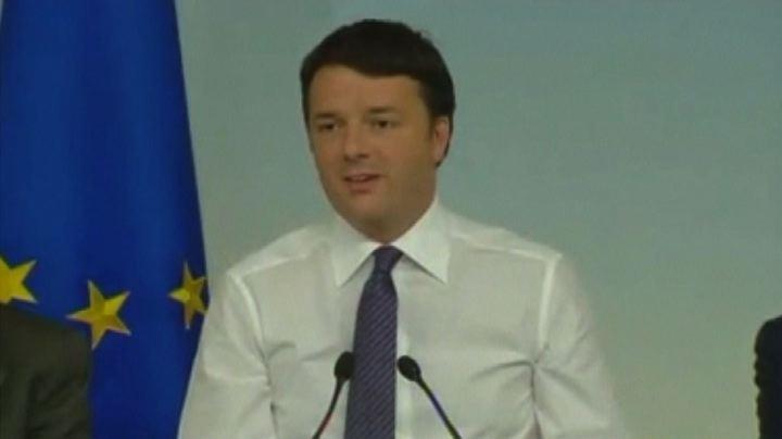 Renzi: su riforme dialogo con tutti, prossima settimana decisiva