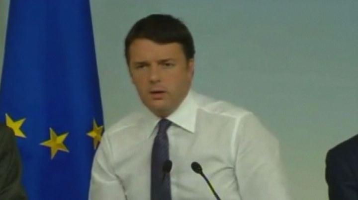 Renzi: spero con nuovo governo indiano si sblocchi vicenda marò