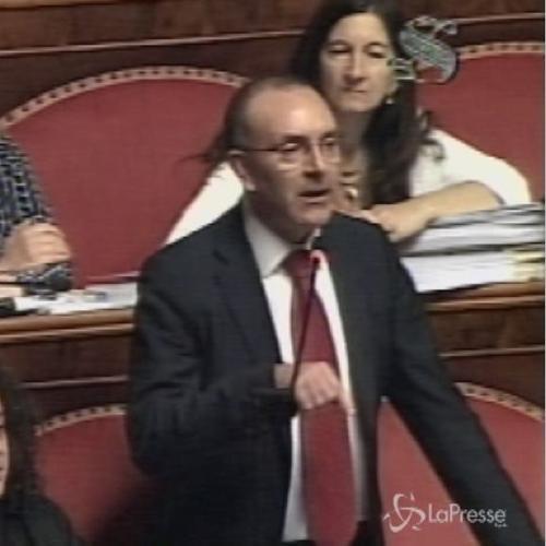 Riforme, Grillino Petrocelli a senatori: Volete andare al mare contro parola data? Noi restiamo in aula