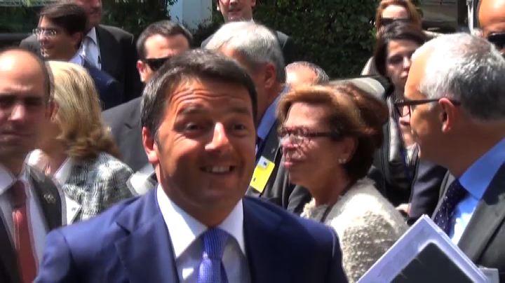 Renzi: nessuno scambio con Berlusconi nel patto del Nazareno
