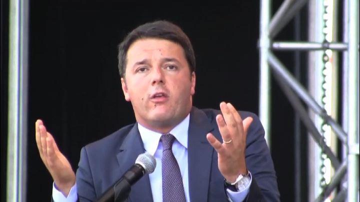 Renzi: l'anno prossimo il servizio civile sarà universale  ...