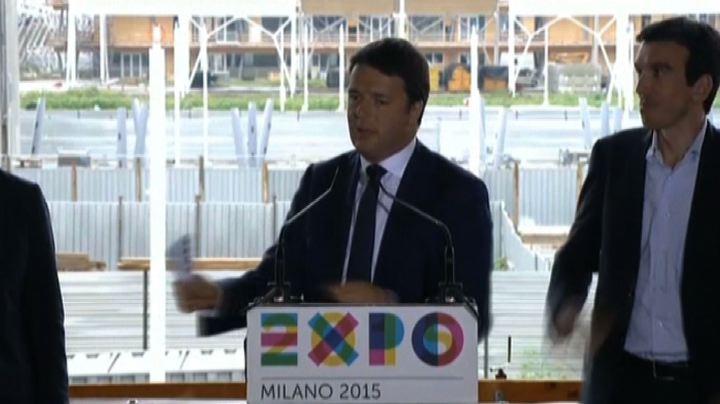 Renzi: l'Expo momento di ripartenza e orgoglio nazionale    ...