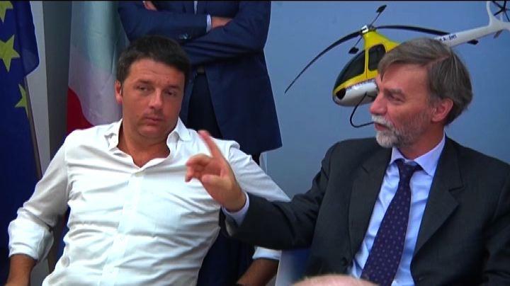 Renzi al Sud: stop rassegnazione, puntare sulle eccellenze  ...