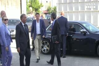 Renzi a Napoli,