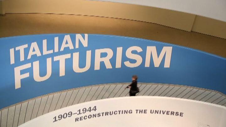Futuristi al Guggenheim, ultime settimane per la grande ...