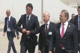 Renzi in Iraq, l'Europa deve essere qui