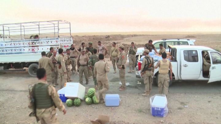 Mogherini: in Iraq non c'è nessuno scontro di civiltà     ...